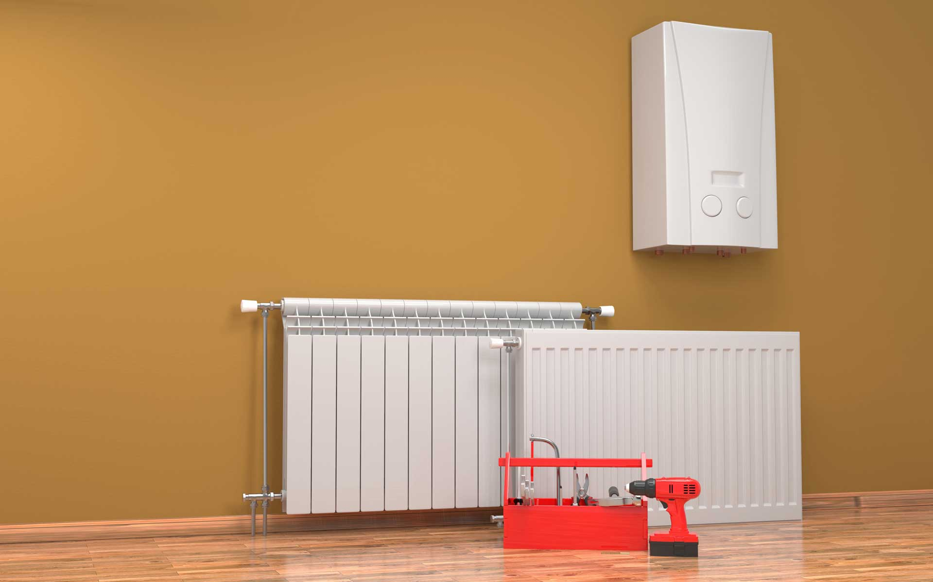 Central Heating Prices Birmingham