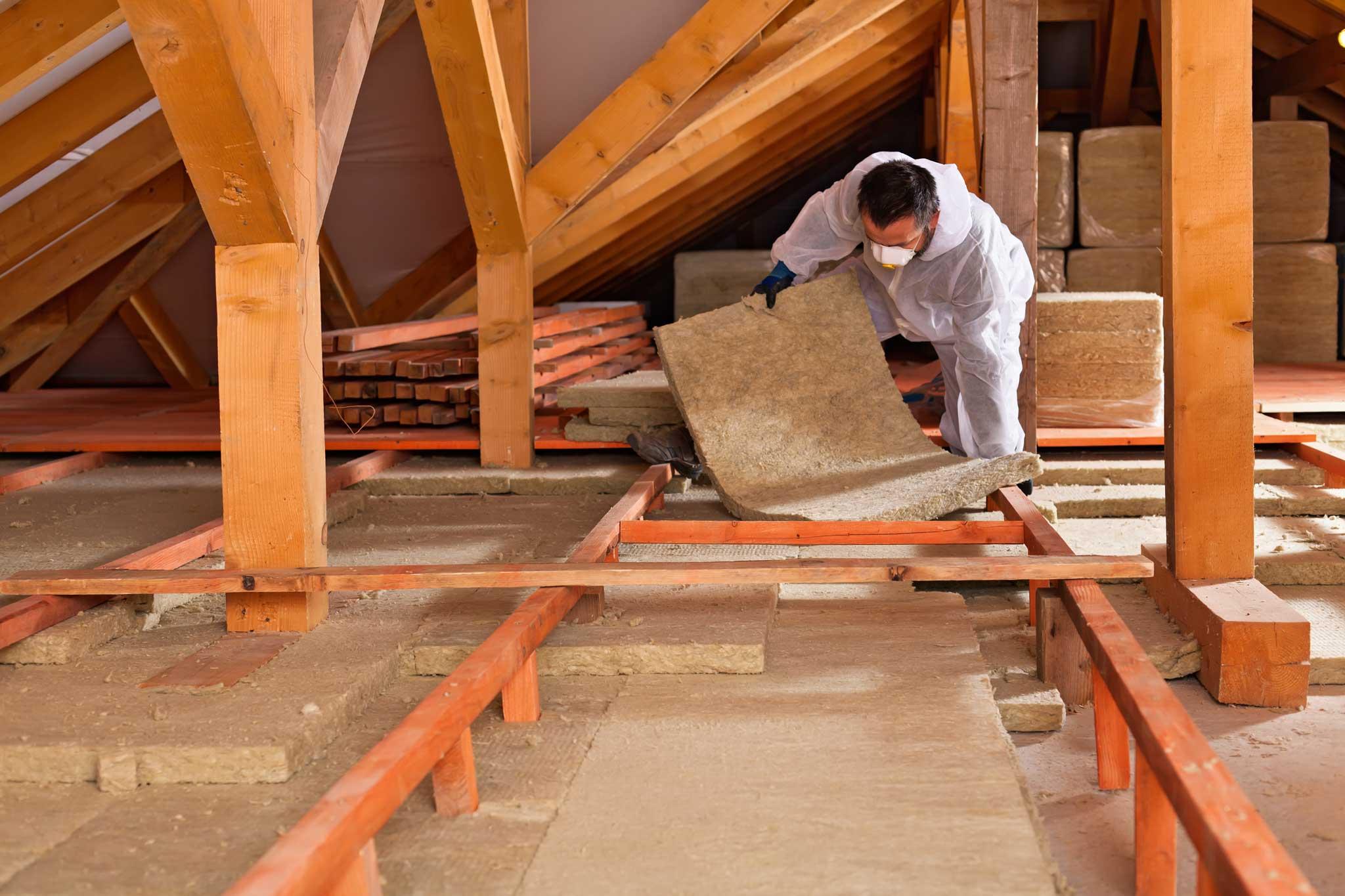 loft insulation walsall