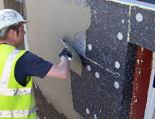 external wall insulation west bromwich costs
