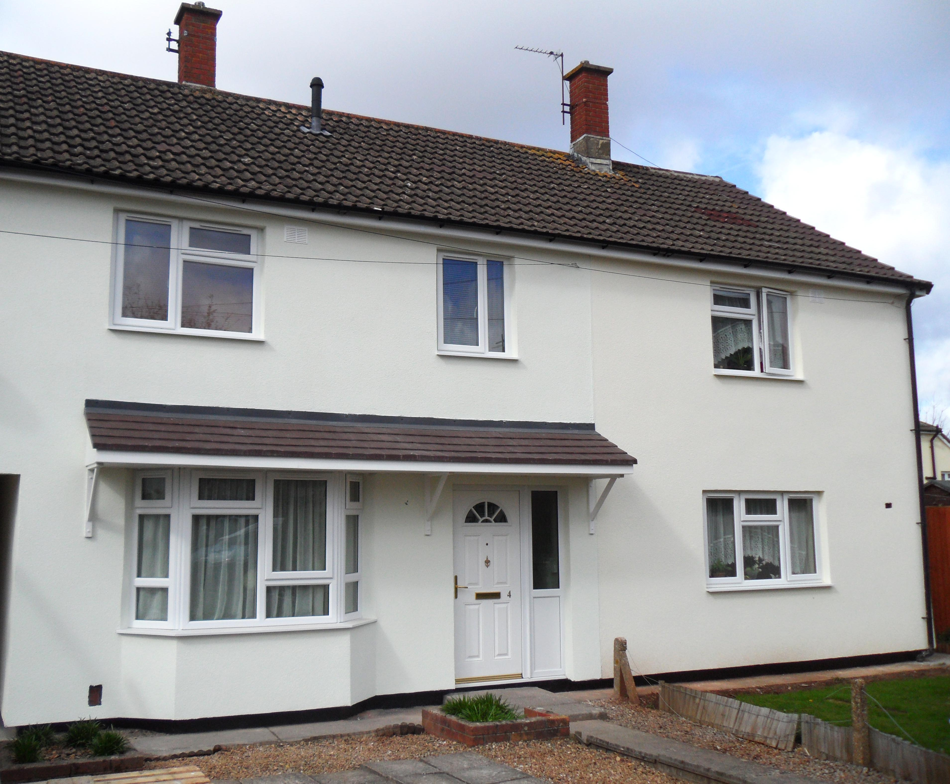 external wall insulation west bromwich