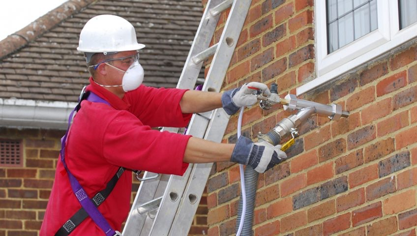 Cavity Wall Insulation Birmingham